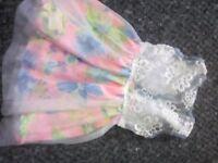 Baby girl summer dress 3-6 months NEW