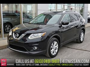 2014 Nissan Rogue SV AWD Tech | Navi, Pano Moonroof, 7-Passenger