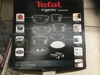 Tefal pans