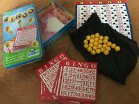 Family Bingo Game (in a tin)