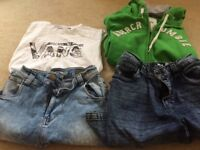Clothes for teenage boy