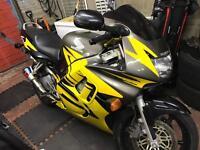 Honda CBR 600f 97