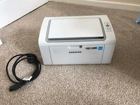 Samsung laser printer black and white ML-2165W