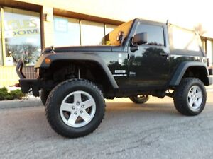 2012 Jeep Wrangler SPORT, 4X4, UPGRADES !!!