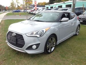 2014 Hyundai Veloster Turbo Nav-Leather-Roof-Camera