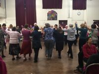 Circle Dance in Avonmouth