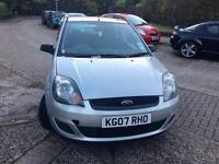 Ford Fiesta 1.2 2007 Great Car. With service history