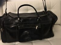 %100 leather bags