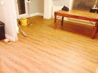 Karndean specialist floor layer