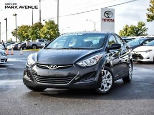2014 Hyundai Elantra CUIR+SIEGES CHAUFFANTS+CRUISE+BLUETOOT
