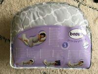 Chicco Boppy Maternity Pregnancy Total Body Pillow - NEW