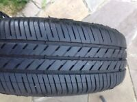 Goodyear Eagle 195 65 R15 Tyre on a Rover 75/MG ZT steel wheel