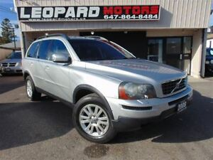 2008 Volvo XC90 Awd,7Passengers,Leather Heated Seat,Sunroof**No