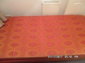 Dunlopillo 'Celeste' 'European' size single divan bed and mattress