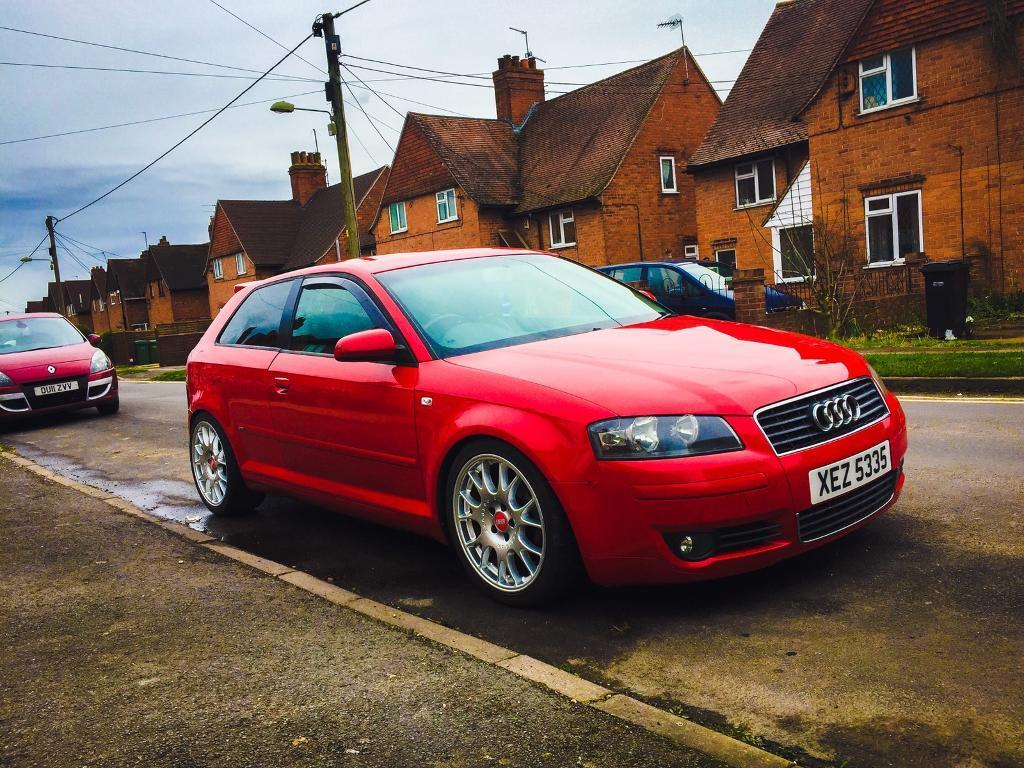 2003 audi a3 2 0 tdi 140 s line mot dec 17 in didcot oxfordshire gumtree. Black Bedroom Furniture Sets. Home Design Ideas
