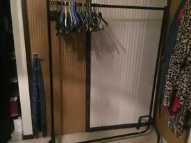New heavey duty clothes rail