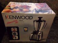 Kenwood Smoothie Pro 2L 700W Silver Blender Smoothie Maker - Full Working Order/Excellent Condition