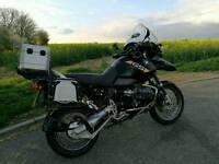 Bmw gsa adventure only 13k miles