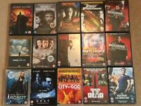 15 x DVDs bulk lot (many special Editions)