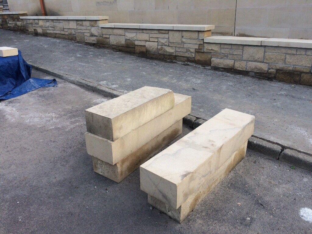 5 large ashlar stone blocks / steps | in West End, Glasgow | Gumtree