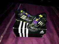 Adidas f50 baby trainers size 3