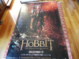 Hobbit cinema banners
