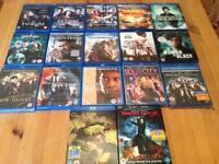 Blu-ray and DVD's offers please