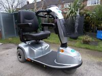 INVACARE ORION 6 MPH MOBILITY SCOOTER