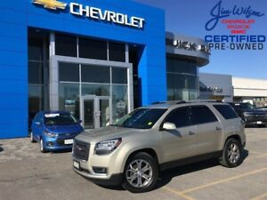 2013 GMC Acadia SLT HEATED/COOLED SEATS NAVIGATION!!!