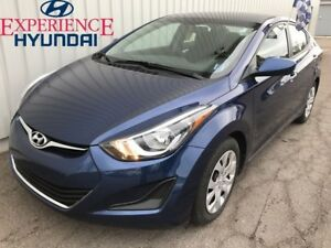 2016 Hyundai Elantra GL FACTORY WARRANTY | GREAT DESIGN | COMFOR