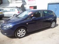 Seat LEON Stylance,5 door hatchback,full MOT,nice clean tidy car,runs and drives very well,great mpg