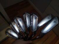 Taylormade R11 Irons 4-PW Graphite Shafts Regular Flex