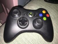 Xbox 360 controller and Kinect