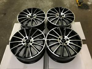 "18"" Mercedes Benz Wheels (Full Set)"