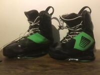 2014 ronix one wakeboard boots