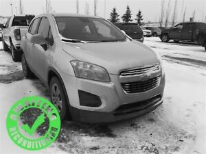 2015 Chevrolet Trax LS Turbo Auto | Cruise Ctrl| Rem Entry| AC|