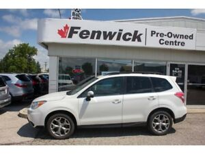 2015 Subaru Forester 2.5i Limited - One Owner