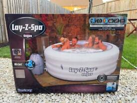 Brand New Lay-Z-Spa Vegas Hot Tub - Unopened