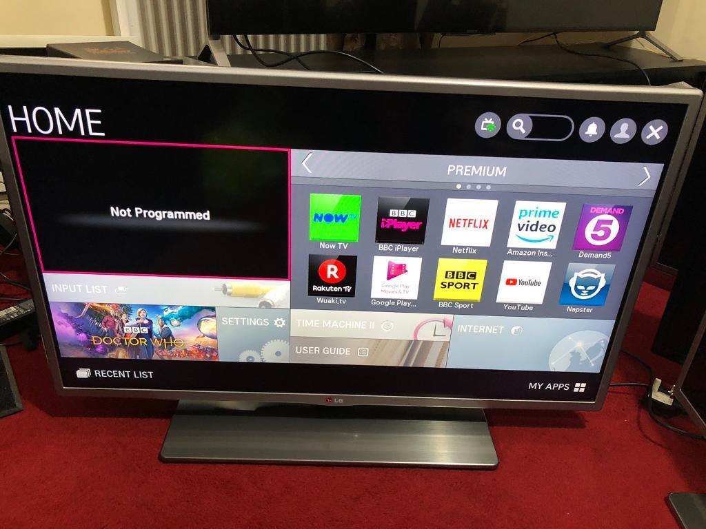 LG 32 LG Smart TV | LG UK