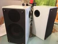 Speakers system, mains/with audio jack