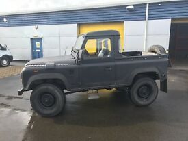 Land Rover Defender 200 tdi