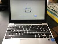 HP Chromebook Laptop Perfect Condition Only 6 Weeks Old