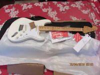 Fender Stratocaster Jimi Hendrix White