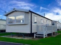 Cheap Static Caravan Holiday Home For Sale Ingoldmells Chapel Skegness DECKING & SITE FEES INCLUDED