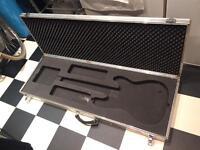 ABS bass flight case heavy duty
