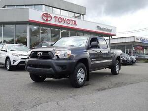 2014 Toyota Tacoma Certified