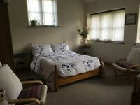 Double furnished room