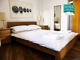 2 Bed Loft Style Apartment available in January on Edinburgh's Grassmarket (10)
