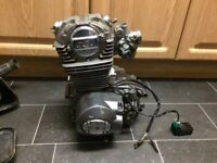 Sky team 150cc engine(cg clone)offers or swap