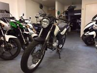 Derbi Senda Cross City 125cc Manual Motorcycle, Low Miles, Good Condition, ** Finance Available **